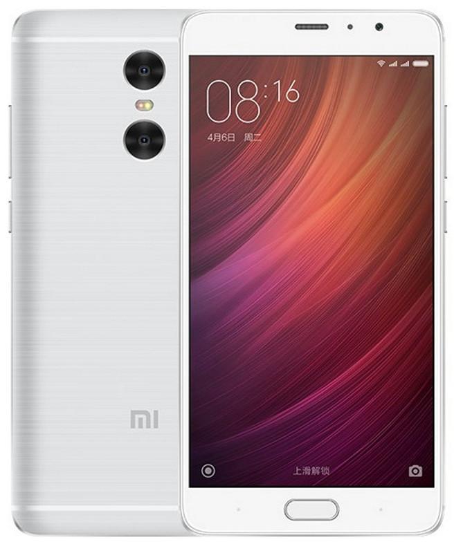 Смартфон Xiaomi-Redmi Pro 4/128GB Silver
