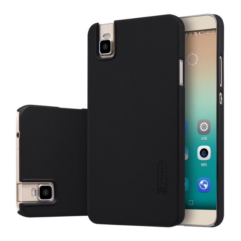 Чохол-накладка Nillkin для Huawei Honor 7i Matte ser. +плівка Чорний