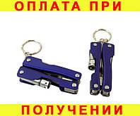 Мультитул F56 -- СЕРЕБРО