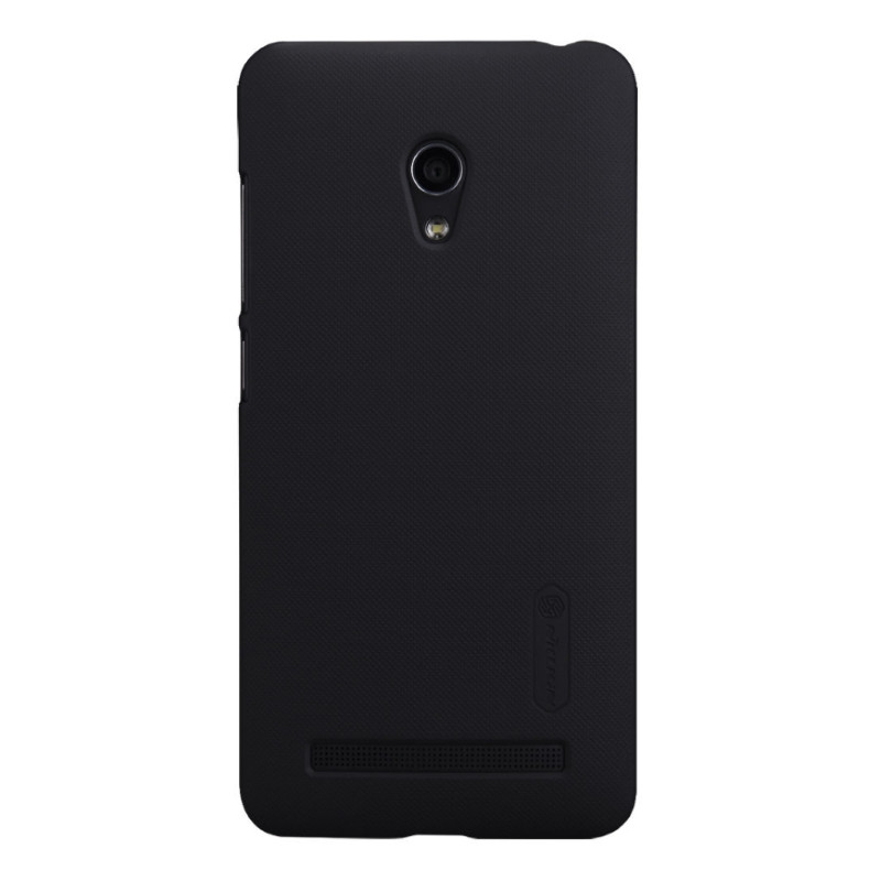 Чохол-накладка Nillkin для Asus Zenfone 5 Life (A502CG) Matte ser. +плівка Чорний