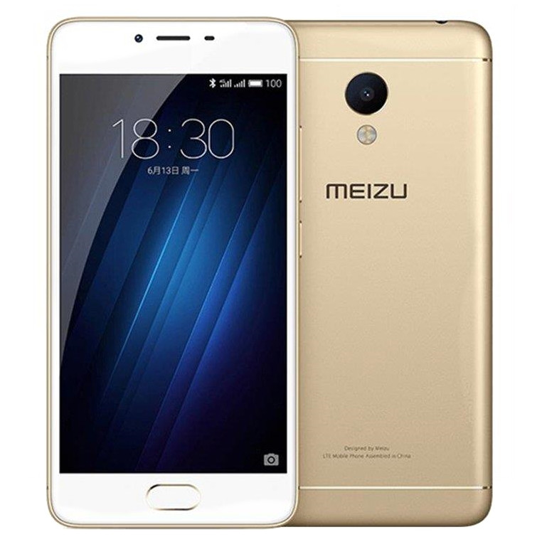 Смартфон MEIZU M3s 3/32GB Золотистий