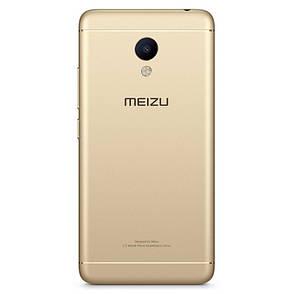 Смартфон MEIZU M3s 3/32GB Золотистий, фото 2