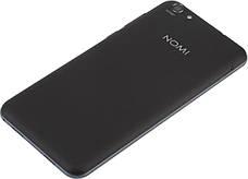 Смартфон Nomi i5530 Space X Black (Чорний), фото 2