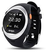 Смарт-годинник ERGO GPS Tracker A010 Silver