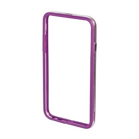 Чехол бампер Hama для iPhone 6 / 6S Edge Protector ser. Розовый (00135036), фото 2