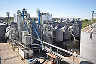 Шахтные зерносушилки Akron Svegma