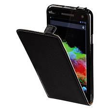 Чохол-фліп Hama для WIKO Rainbow Smart Case Чорний, фото 3