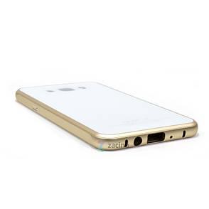 Чохол-накладка Luphie для Samsung J710F J7(2016) з акриловою вставкою Білий, фото 2