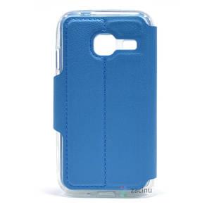 Чехол книжка iMAX для Samsung J105H J1 Mini / J1 Nxt Smart Case ser./ Голубой, фото 2