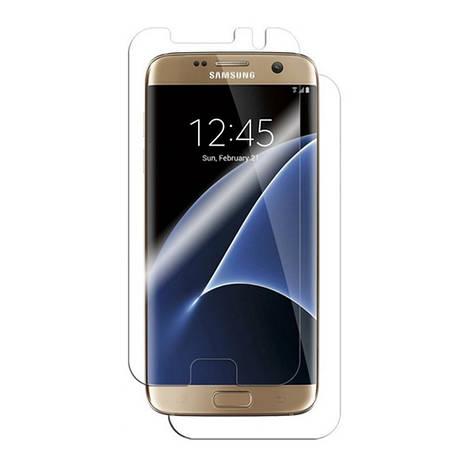 Плівка захисна BestSuit для Samsung G935F S7 Edge (на дві сторони) Прозорий, фото 2