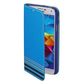 Чохол-книжка Hama для Samsung G800H S5 mini Primrose ser. Блакитний(00136999), фото 2
