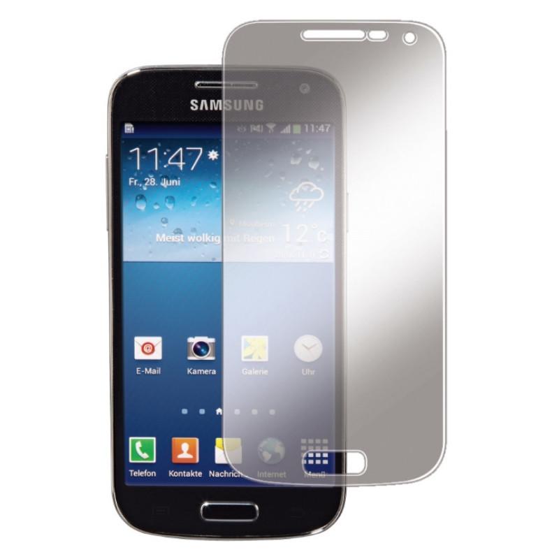 Защитная пленка Hama для Samsung i9192 / i9190 / i9195 S4 mini Прозрачная