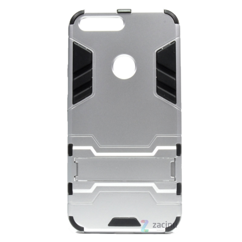 Чохол-накладка Transformer для Google Pixel Сріблястий