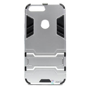 Чохол-накладка Transformer для Google Pixel Сріблястий, фото 2