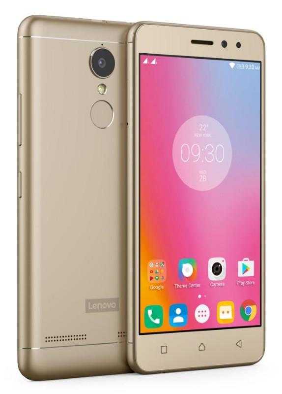 Смартфон LENOVO K6 Power (K33a42) Dual Sim (золотистий)