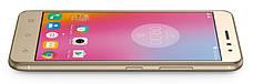 Смартфон LENOVO K6 Power (K33a42) Dual Sim (золотистий), фото 3