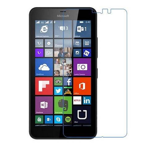 Плівка захисна Ultra Screen Protector для Microsoft (Nokia) Lumia 640 XL Прозора, фото 2