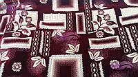 Покрывало 200х220 (гобелен ковровый). Амелия бордо