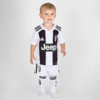 Детская футбольная форма ЮВЕНТУС №7 Роналдо, фото 1
