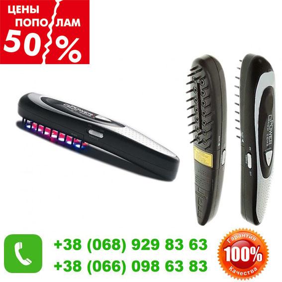 Лазерная расческа для улучшения роста волос Babyliss glow comb