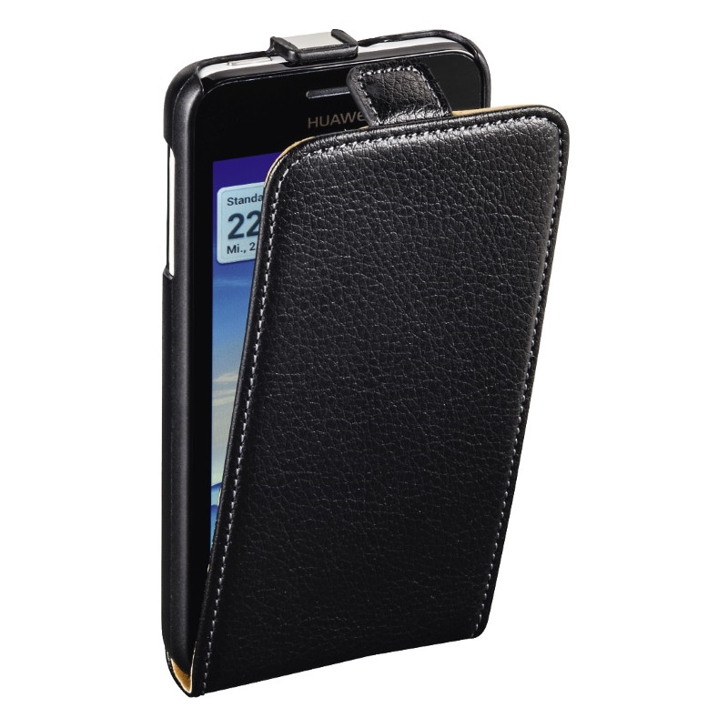 Чохол-фліп Hama для Huawei Ascend Y330 Smart Case Чорний