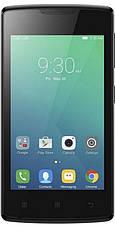 Смартфон LENOVO A1000m Dual Sim (чорний), фото 3