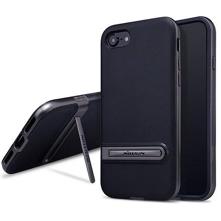 "Чохол-накладка Nillkin для iPhone 7 (4.7"") Youth ser. TPU+PC Чорний, фото 2"