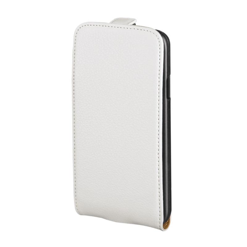 Чохол-фліп Hama для Samsung G800H S5 mini Smart Case. Білий