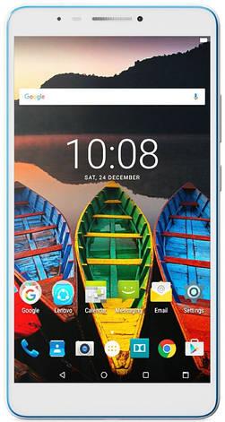 Планшет LENOVO TB-7703X 7.0 LTE White (ZA1K0040UA), фото 2