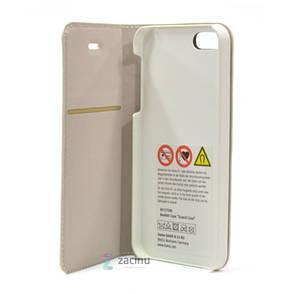 Чохол-книжка Hama для iPhone 5/5S/SE Guard Case Білий, фото 2