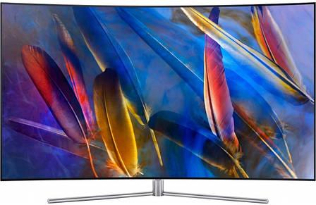 Телевізор SAMSUNG QE49Q7CAMUXUA, фото 2