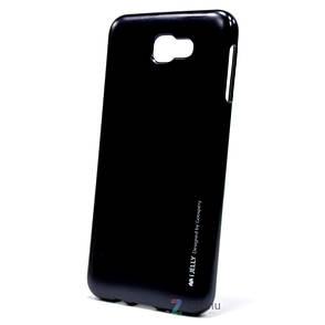 Чохол-накладка Mercury для Samsung G570F J5 Prime(2016) iJelly Metal ser. TPU Чорний, фото 2
