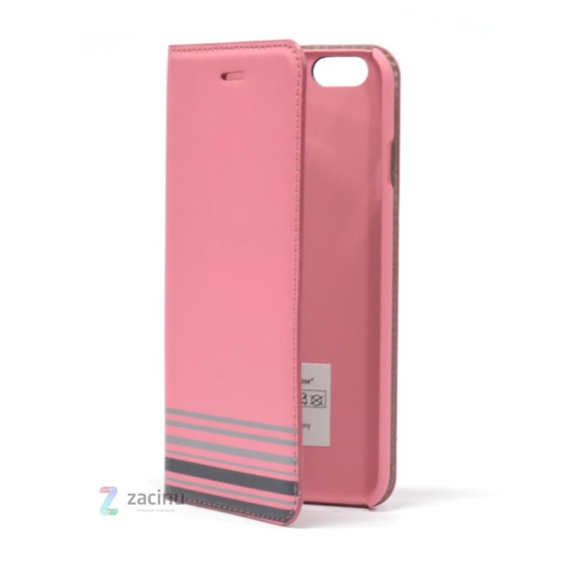 Чохол-книжка Hama для iPhone 6/6S Primrose ser. Рожевий
