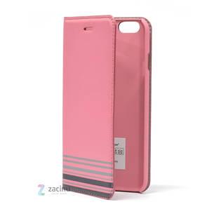 Чохол-книжка Hama для iPhone 6/6S Primrose ser. Рожевий, фото 2