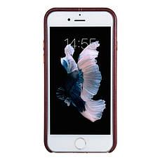 "Чехол накладка Nillkin для iPhone 7 (4.7 "") Englon ser. Коричневый (127531), фото 3"