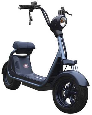 Мінібайк Like.Bike ZERO (gunmetal), фото 2