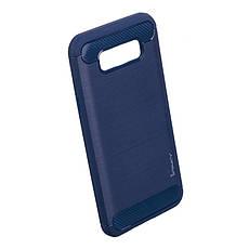 Чехол накладка iPaky для Samsung J510F J5 (2016) Slim ser. Синий (334999), фото 2