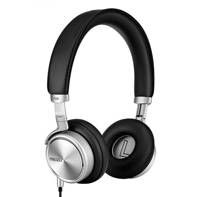 Наушники Meizu HD50 Headphone / Black