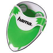 Салфетка Hama для очистки ноутбуков / Зеленая