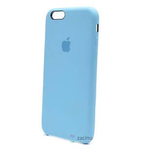 Чохол-накладка для iPhone 6/6S Leather case Копія(2) Блакитний, фото 2