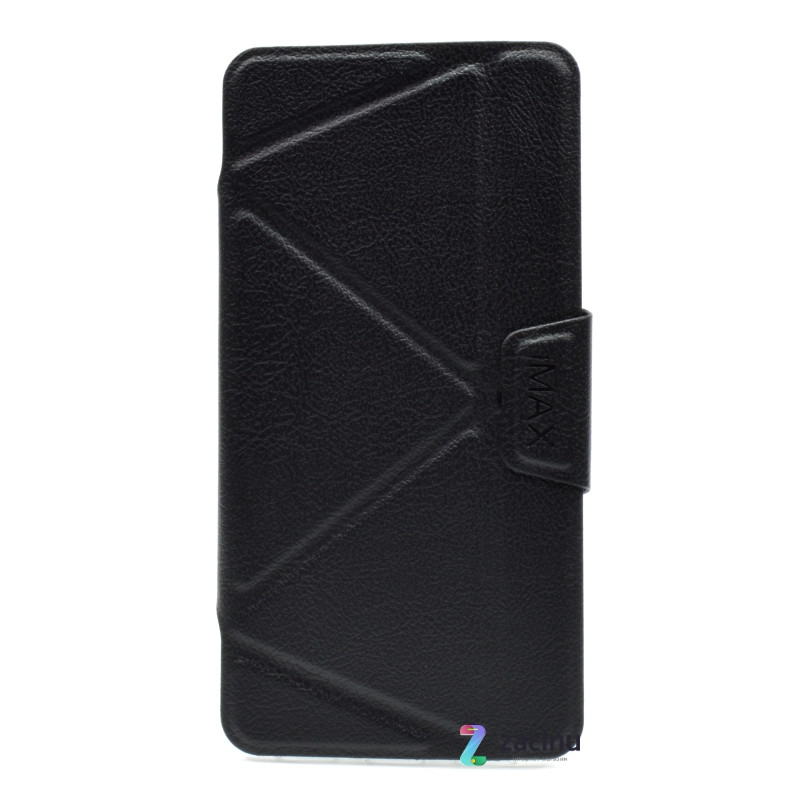 Чохол-книжка iMAX для Meizu M3 Note Smart Case ser. Чорний