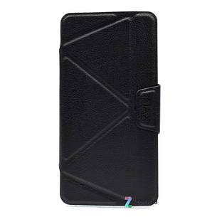 Чохол-книжка iMAX для Meizu M3 Note Smart Case ser. Чорний, фото 2