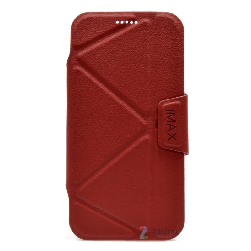 Чохол-книжка iMAX для Samsung J500H J5 Smart Case ser. Червоний(332825)