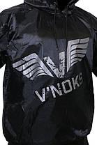 Костюм для похудения с капюшоном V`Noks Scath Grey S/M, фото 3