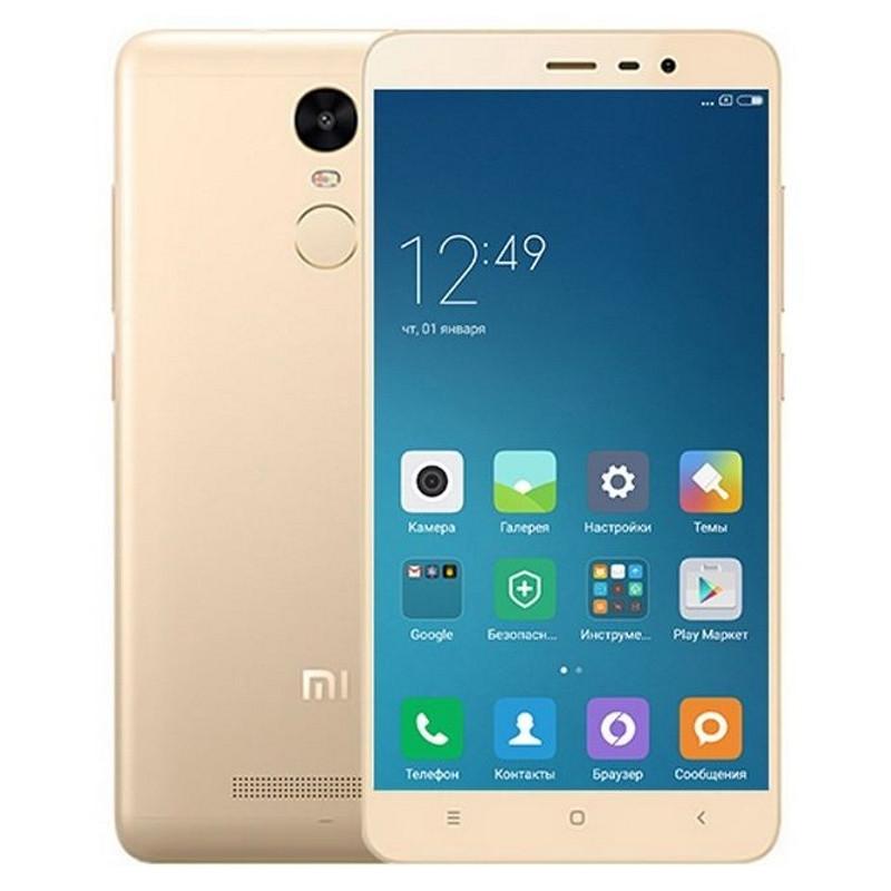 Смартфон Xiaomi-Redmi Note 3 Pro 2/16GB Золотистий