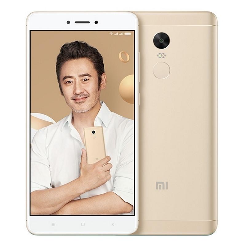 Смартфон Xiaomi-Redmi Note 4X 3/32GB Gold