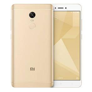 Смартфон Xiaomi-Redmi Note 4X 3/32GB Gold, фото 2