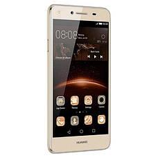 Смартфон HUAWEI Y5II Dual Sim (золотистий), фото 3