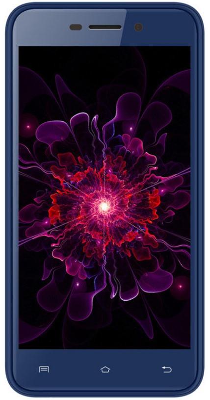 Смартфон Nomi i5012 EVO M2 Blue (Синій)