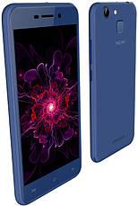 Смартфон Nomi i5012 EVO M2 Blue (Синій), фото 2